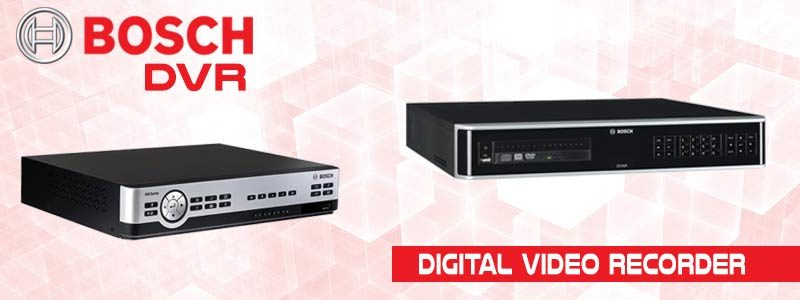 Bosch-DVR