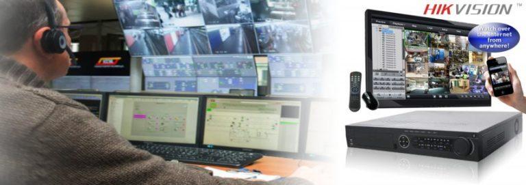HIKVISION CCTV NVR DUBAI