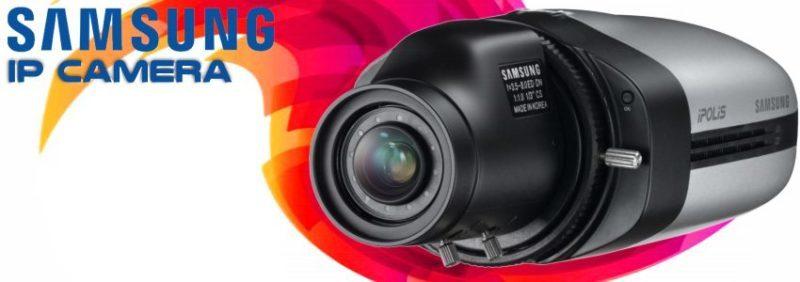 Samsung-IP-Cameras