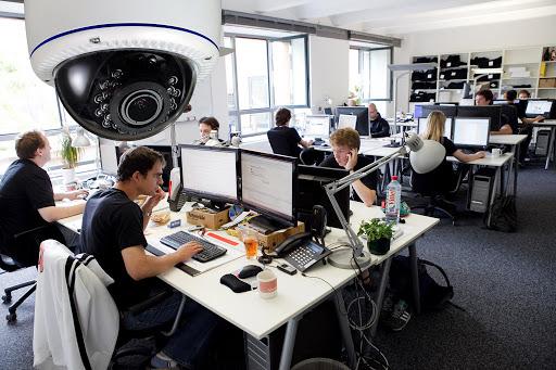 CCTV-CAMERA-INSTALLATION-AT-OFFICE