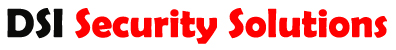 CCTV Security Solutions  Logo